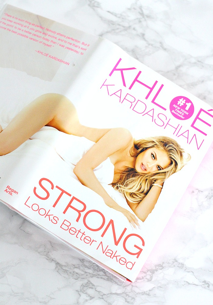 Strong Looks Better Naked by Khloe Kardashian Review