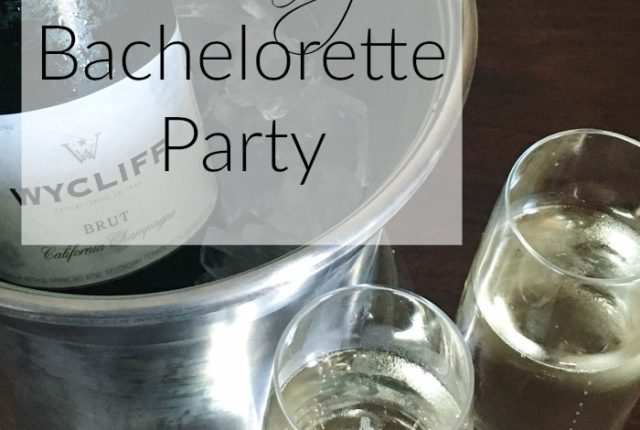 How To Have A Classy Bachelorette Party