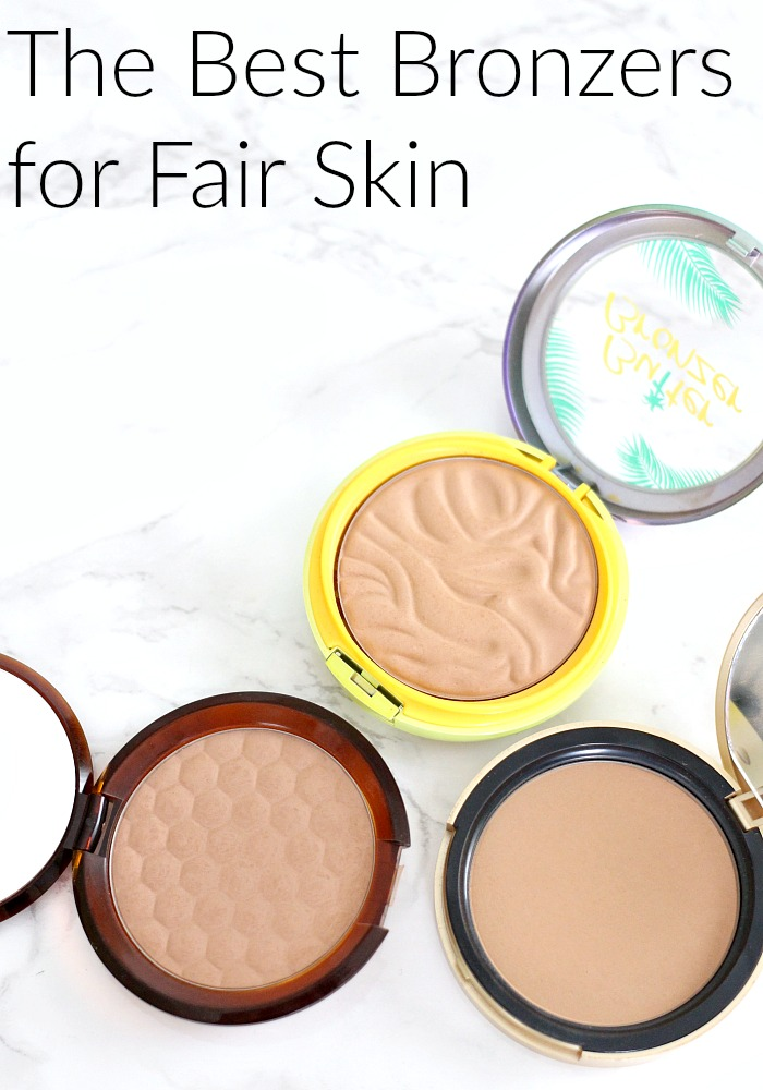 The Best Bronzers for Fair Skin