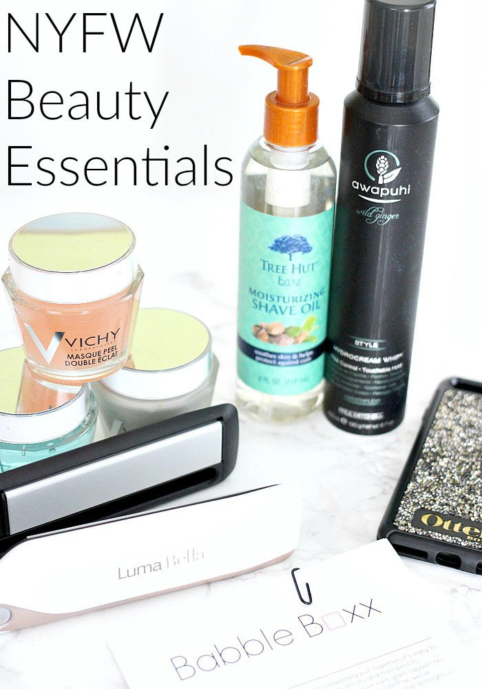 New York Fashion Week Beauty Essentials