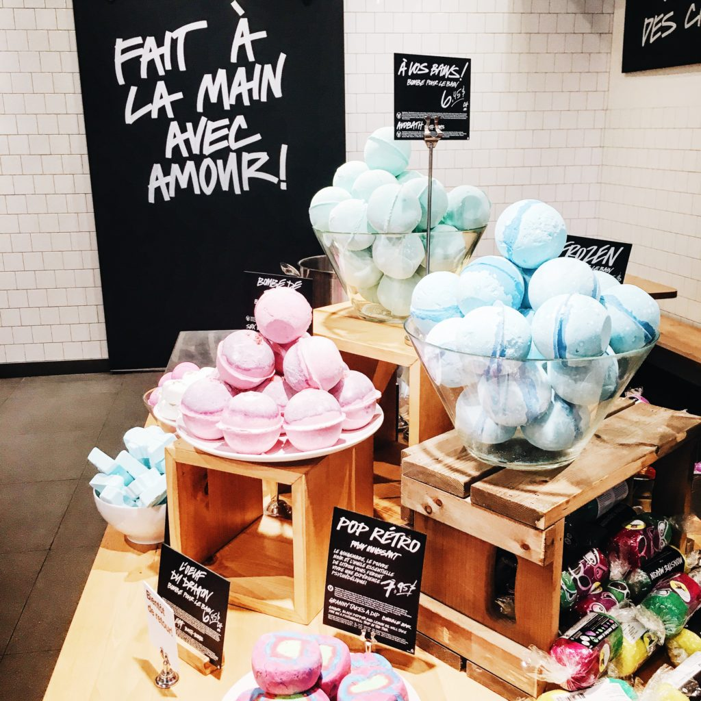 Lush Canada, Lush Beauty, Lush Bath Bombs