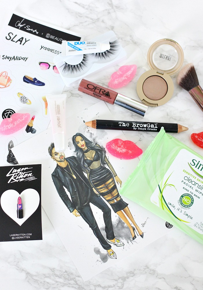 BeautyCon Box Unboxing & Review