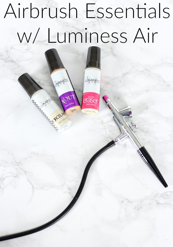 Thanksgiving Glam Makeup Look w/ Luminess Air