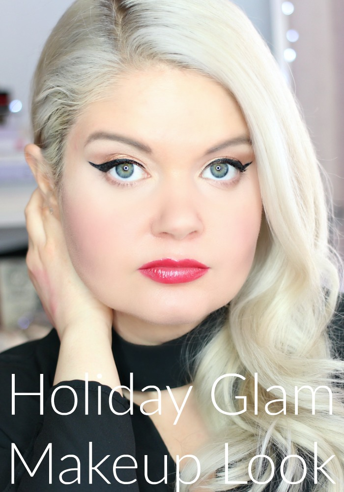 Holiday Glam Makeup Look w/ Luminess Air