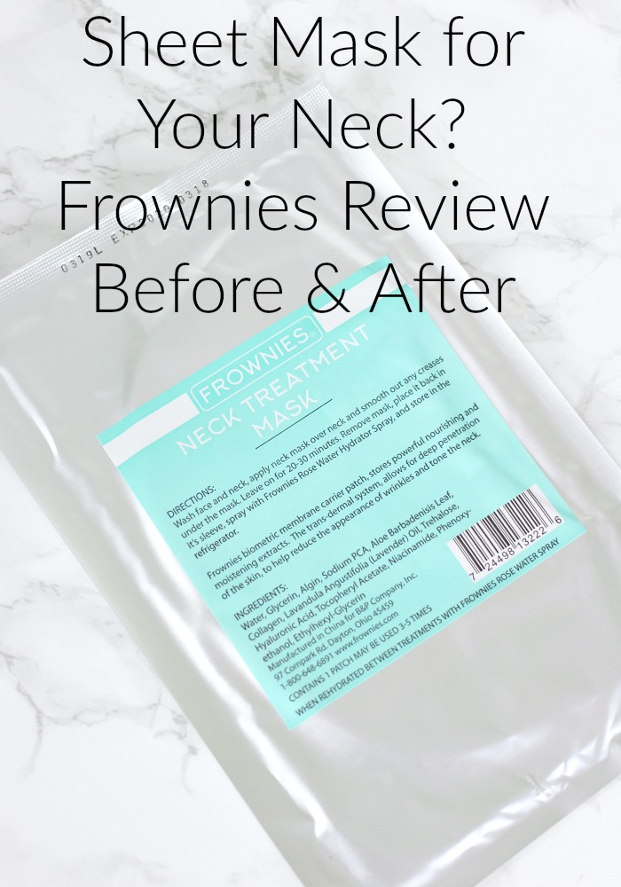 Frownies Before and After, Frownies Review, Frownies Reviews Before and After, Frownies Facial Patches, Frownies Neck, Neck Skin Tightening, Neck Skin Care, Neck Skin Care Tips, Sheet Mask Review, First Impression, Skin Care, First Impression Skin Care, Everyday Starlet,