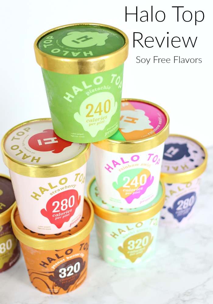 Halo Top Ice Cream, Halo Top Ice Cream Review, Halo Top New Flavors, Halo Top New Flavors Review, Halo Top Mochi Green Tea, Halo Top Flavors, Healthy Ice Cream, Healthy Ice Cream Review, Healthy Ice Cream Brands, Soy Free Ice Cream, Everyday Starlet,