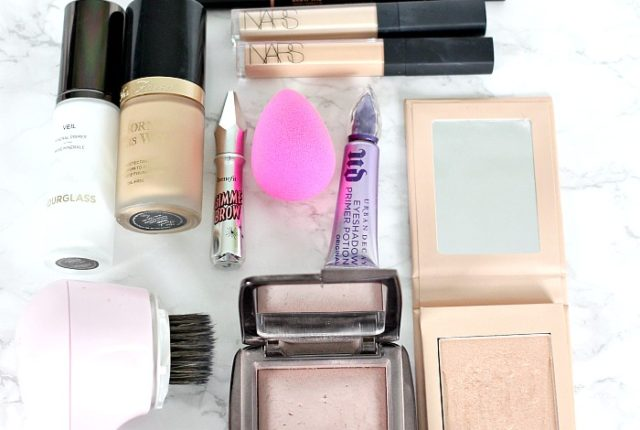Base Makeup, How I Do My Base Makeup, Base Makeup Tutorial, GRWM, Get Ready With Me, Chatty Get Ready With Me, Clarisonic Review, Clarisonic Foundation Brush Review, Hourglass Ambient Lighting Powder Review, Intuitive Eating, Comedy Shows, Stand Up Comedy, Stand Up Comedy 2017, Comedian, Lewis Howes School of Greatness Review, Everyday Starlet, Sarah Blodgett,