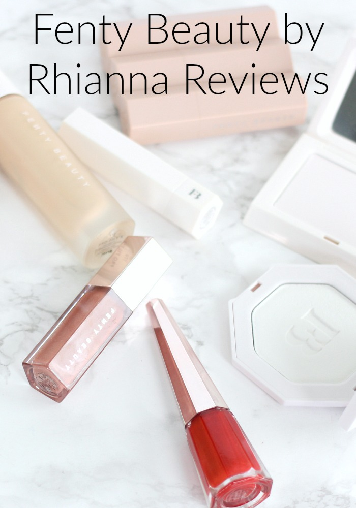 Fenty Beauty, Fenty Beauty Foundation, Fenty Foundation Review, Fenty, Fenty Beauty Reviews, Fenty Foundation, Fenty Lipstick, Fenty Beauty Lipstick, Fenty Beauty Highlighter, Fenty Beauty Pro Primer Review, Fenty Beauty Killawatt Freestyle Highlighter Review, Fenty Beauty Gloss Bomb Review, Fenty Beauty Stunna Lip Paint, Fenty Beauty Stunna, Fenty Beauty Lip Paint, Fenty Beauty Lip Paint Review, Everyday Starlet,