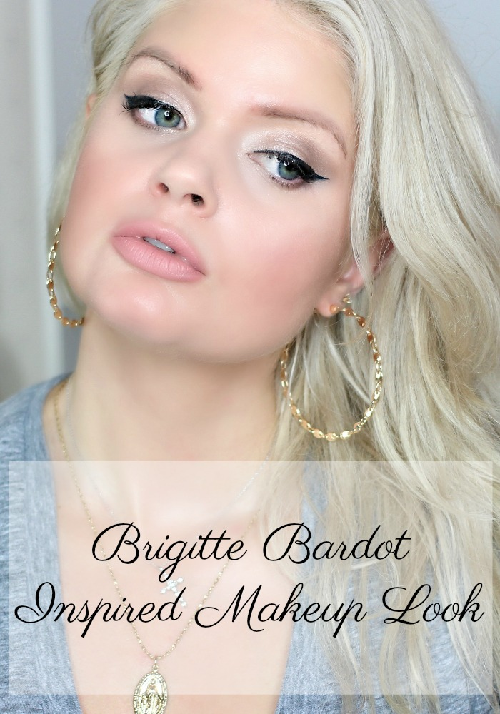 brigitte bardot inspired makeup look, brigitte bardot eye makeup, brigitte bardot eye makeup tutorial, brigitte bardot makeup look, brigitte bardot makeup, neutral smokey eye for blue eyes, eye makeup technique with any palette, simple eye makeup technique with any palette, how i do my base makeup, base makeup products, base makeup steps, base makeup for oily skin, everyday starlet, sarah blodgett,