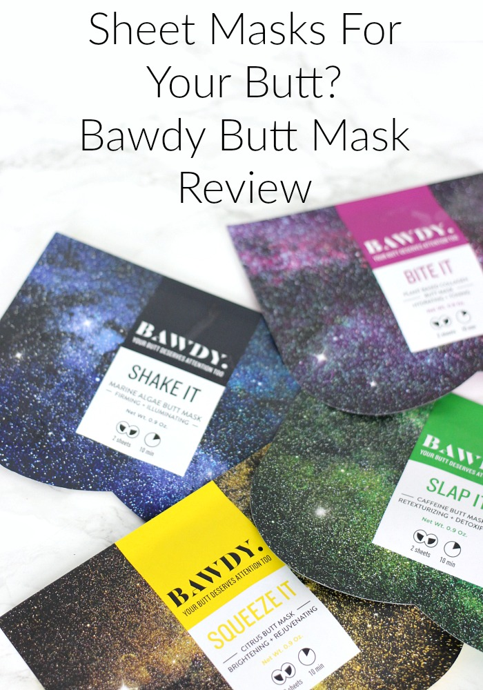butt masks review ,bawdy butt masks review, sheet masks for your butt, bawdy butt mask, butt mask, butt sheet masks, Bawdy, Bawdy Beauty, Credo Beauty, how to get rid of butt pimples, how to get rid of butt acne, how to get a bigger butt, Everyday Starlet, Sarah Blodgett,