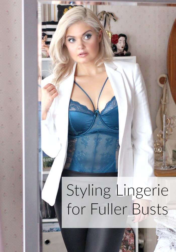 77be044ee1 How to Style Underwear as Outerwear